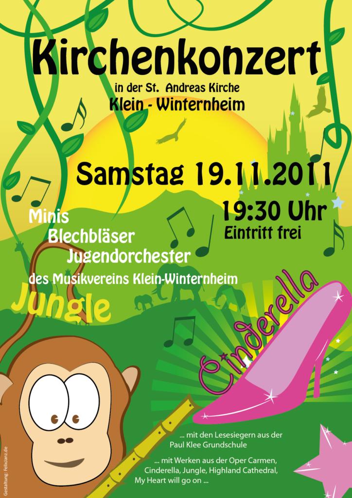 Jugendkonzert 2011