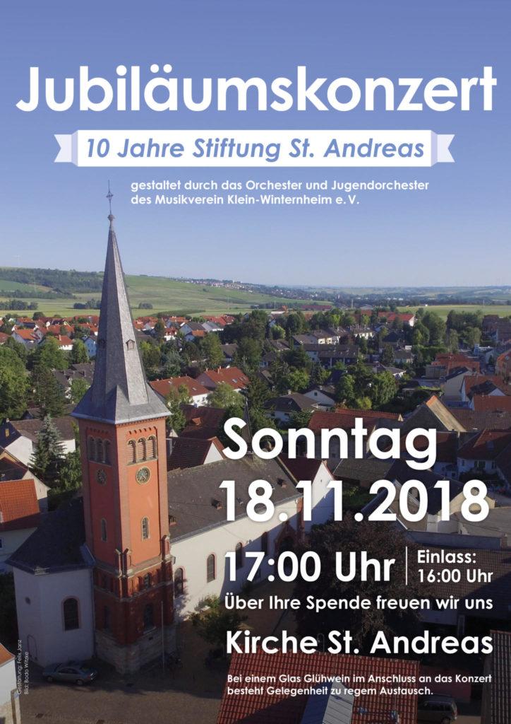 Jubiläumskonzert 2018
